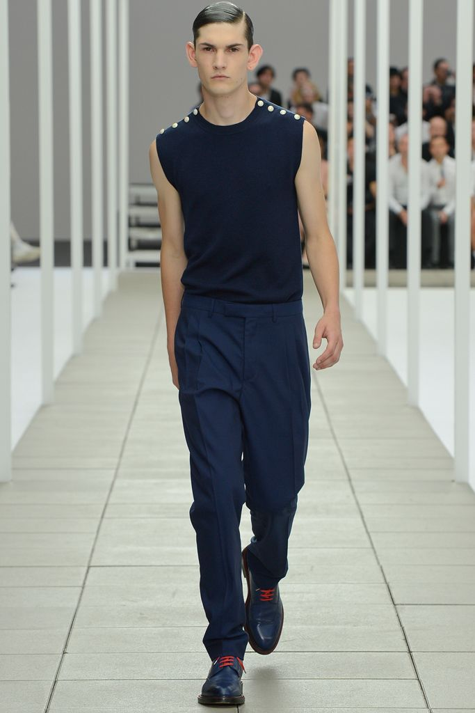 Dior Homme Spring 2013 Menswear - Collection - Gallery - Look 6 - Style.com