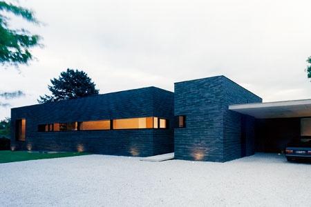passgang sprengkamp architekten wohnkubus in lippstadt. Black Bedroom Furniture Sets. Home Design Ideas