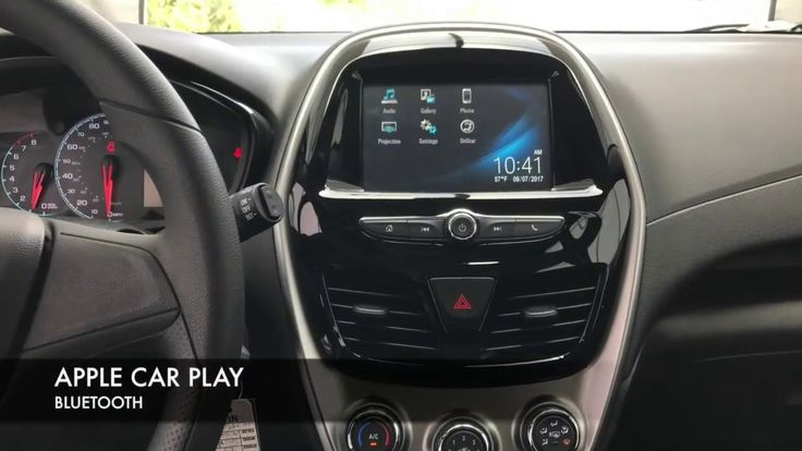 2017 Chevy Spark LS interior video Ron Westphal Chevy Aurora, IL