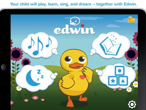 Edwin the Duck by pi lab