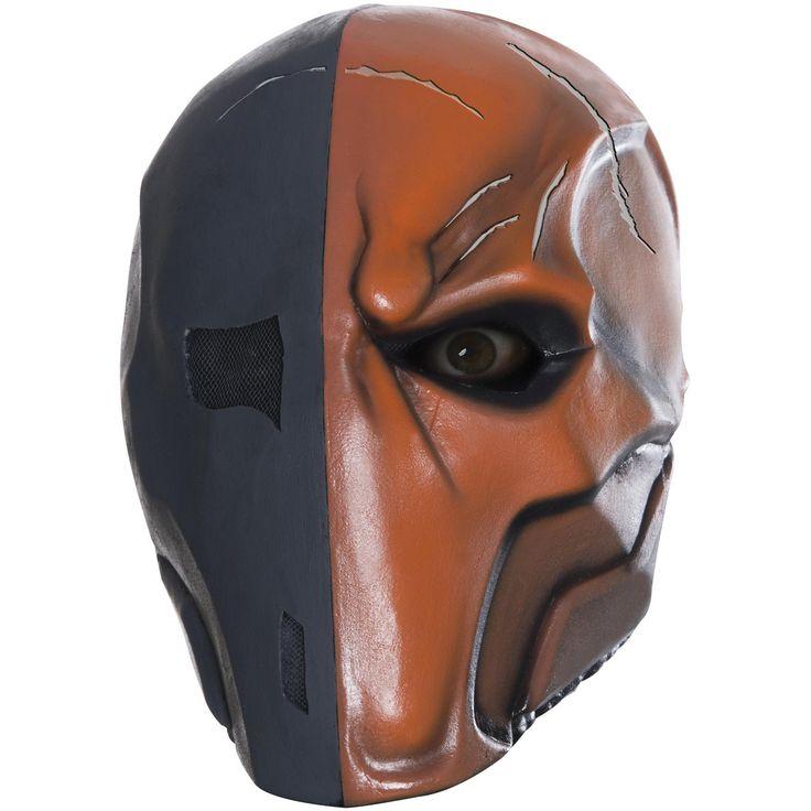 best 25 deathstroke mask ideas on pinterest deathstroke