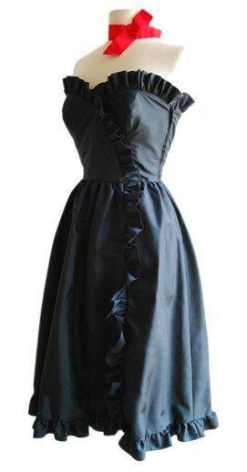 Bernshaw prom dress