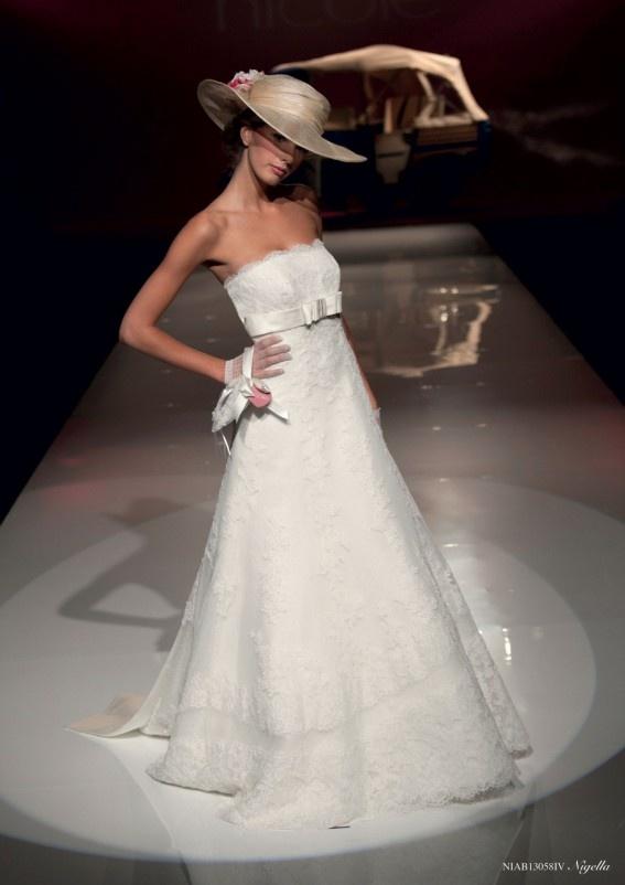 Collezione abiti da sposa #Nicole, abito da #sposa modello Nigella