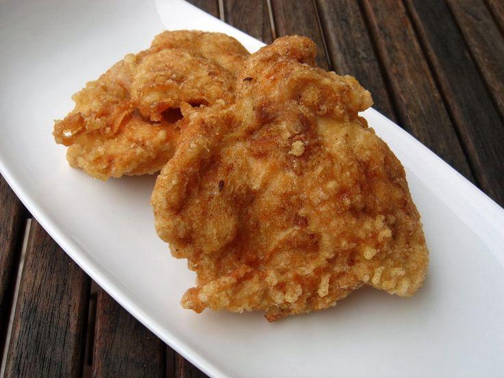 Nem vagyok mesterszakács: Az igazi KFC panír - csirkemell extra ropogós bund...