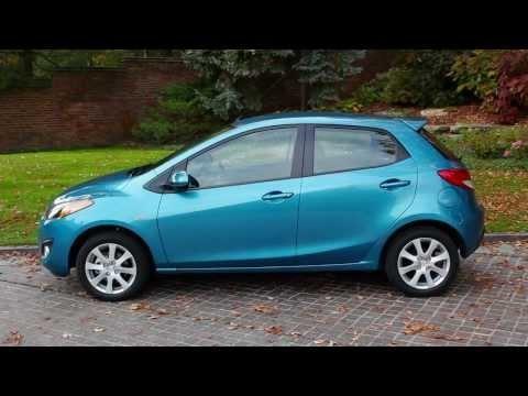 2012 Mazda 2 Review