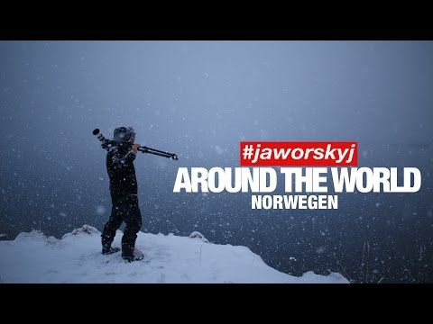 NORWAY LOFOTEN - #JAWORSKYJ AROUND THE WORLD - YouTube