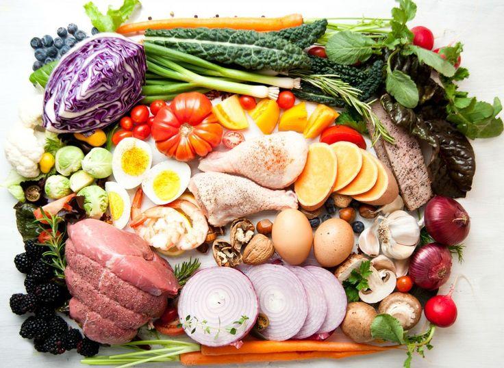 Alimentos permitidos en la dieta Paleo