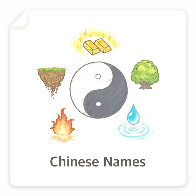Chinese Names 101 – Story of Eggbun Education – Medium
