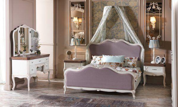 Vintage Yatak Odası Dekorasyonu için Püf Noktalar