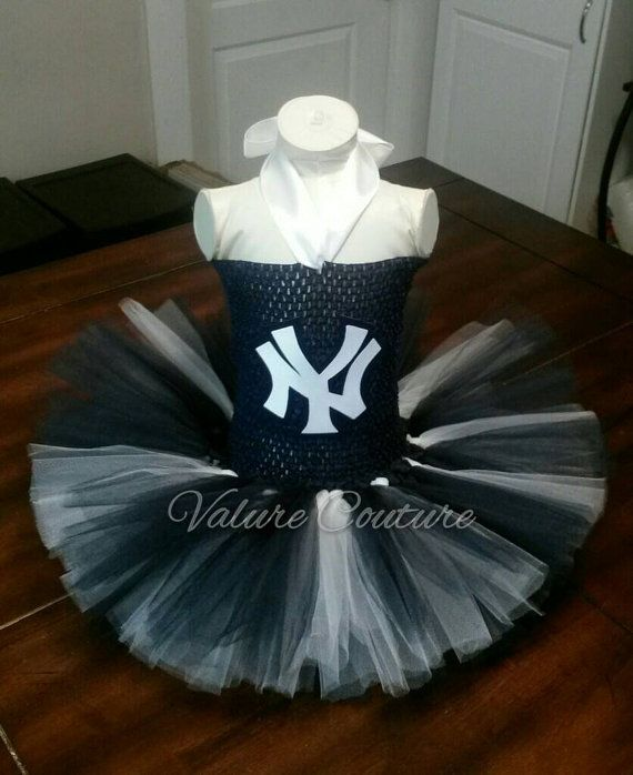 Customizable New York Yankees Inspired Derek by ValureCouture NY Sports Baseball Football Soccer Hockey Dance Christmas Gift Halloween Costume Pageant Birthday Newborn Baby Infant Toddler Youth