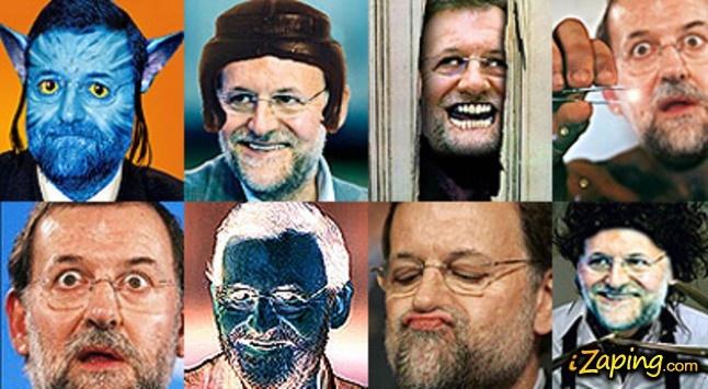 Rajoy mosaico