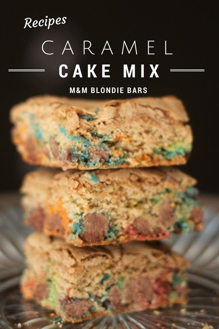 Easy dessert recipes ie: bars, brownies, etc.?