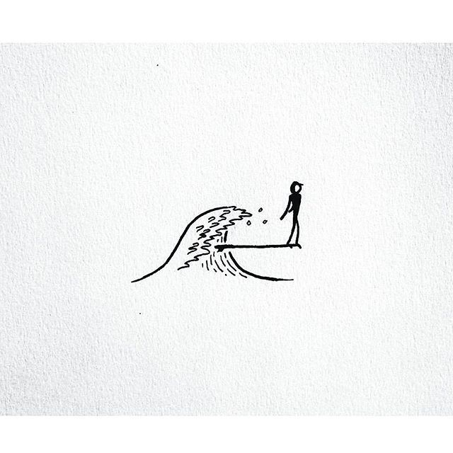 S A T U R Ý A Ý |  cute doodles by @david_rollyn  happy long weekend lovers!! x