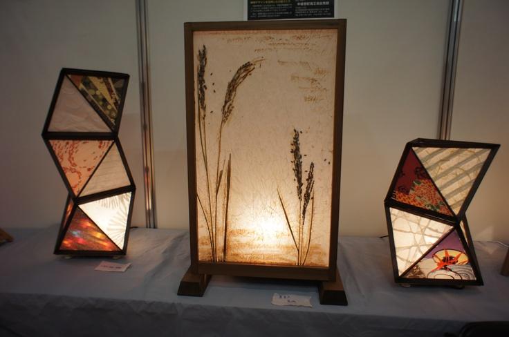 Japanese lights art works