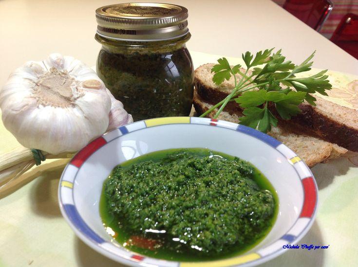 Bagnet+verd,+bagnetto+verde+piemontese!