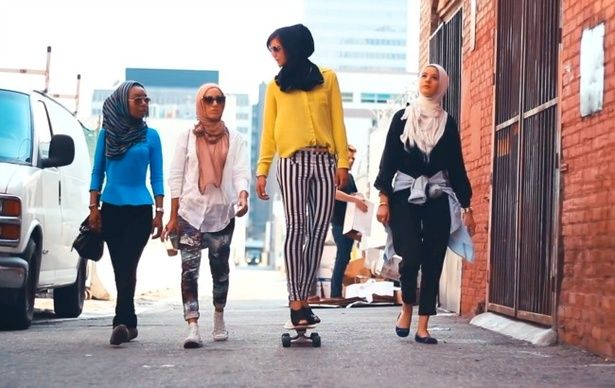 """""""Tell your own story, and don't rely on others to do it for you."""" Loved this piece! -- The Surprising Lessons of the 'Muslim Hipsters' Backlash [The Atlantic]"""