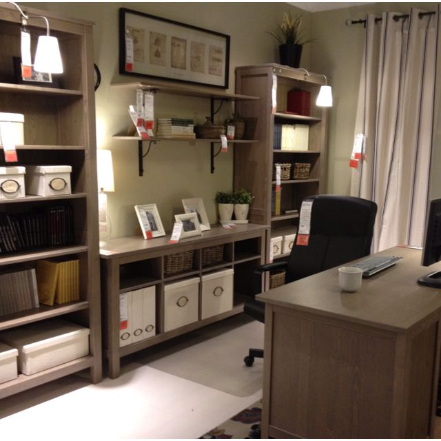 Best 25 Ikea Office Organization Ideas On Pinterest Office Storage Office Works Desk And Ikea Office