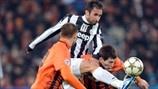 Mirko Vučinić  (Juventus) & Paul Pogba (FC Shakhtar Donetsk) | Shakhtar 0.1 Juventus. [05.12.12]