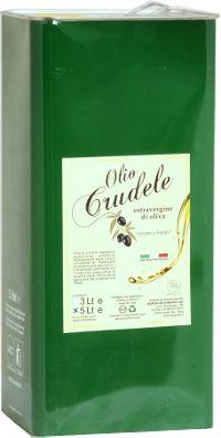 Lattina da 5 litri #olioevo
