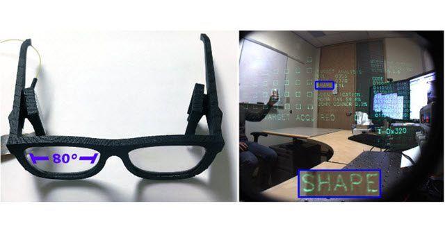 El equipo de Microsoft Research trabaja en unas pantallas holográficas que caben en tus anteojos