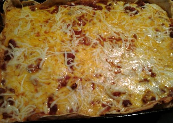 skunks chili lasagne Recipe -  Yummy this dish is very delicous. Let's make skunks chili lasagne in your home!