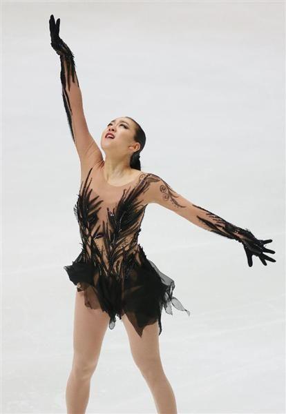Ritual Fire Dance : :Japan Figure Skating Championships2015-2016