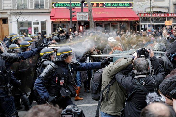 Noticias de Hoy: Los sindicatos se rebelan en Francia