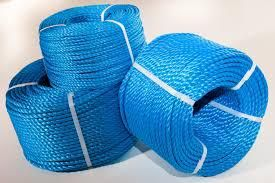 6mm Diameter Split film Polypropylene Rope (coils) - PT Winchester