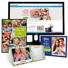 HP Photo Creations #MyPrintly #CMYK