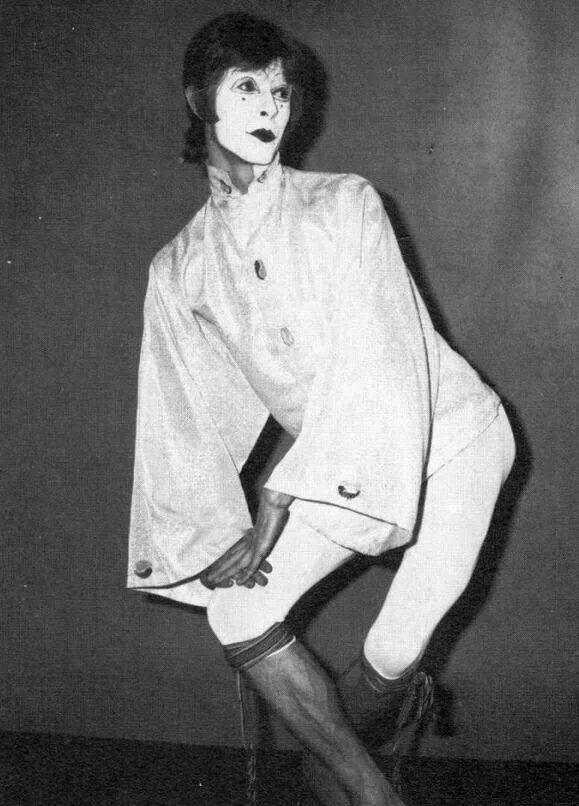 1968 - David Bowie 60s.