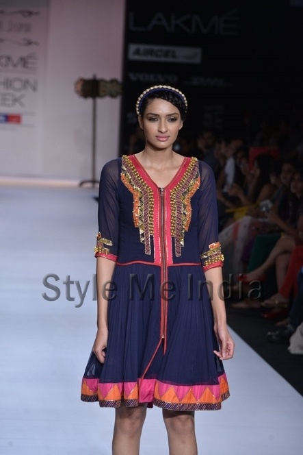 Pallavi Jaipur at Lakmé Fashion Week Summer Resort 2013  (99)