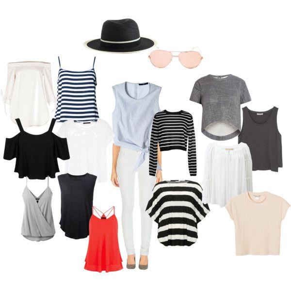 Afslappet casuel sommertøj