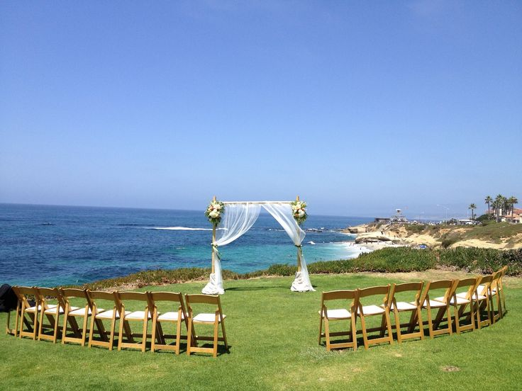 Wedding Bowl Cuvier Park La Jolla