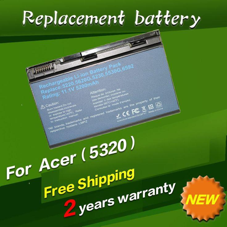 Jigu Laptop Battery For Acer Travelmate 5220 5230 5310 5320 5330 5520g 5530 5710 5720 5730 6592 7220 7320 7520 7720 Acer Extensa Laptop Battery Acer