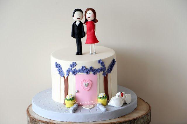 bekarlığa veda pastası wedding cake