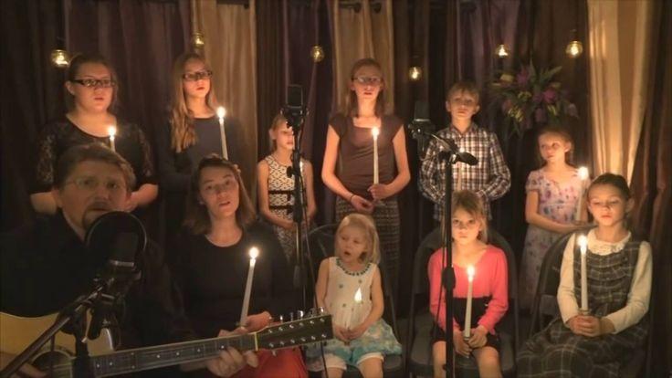 """Песни для души с семьей Савченко -""""Тают свечи"""""""