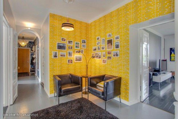 Myytävät asunnot, Pyynikintori 4-6, Tampere #oikotieasunnot #colorful