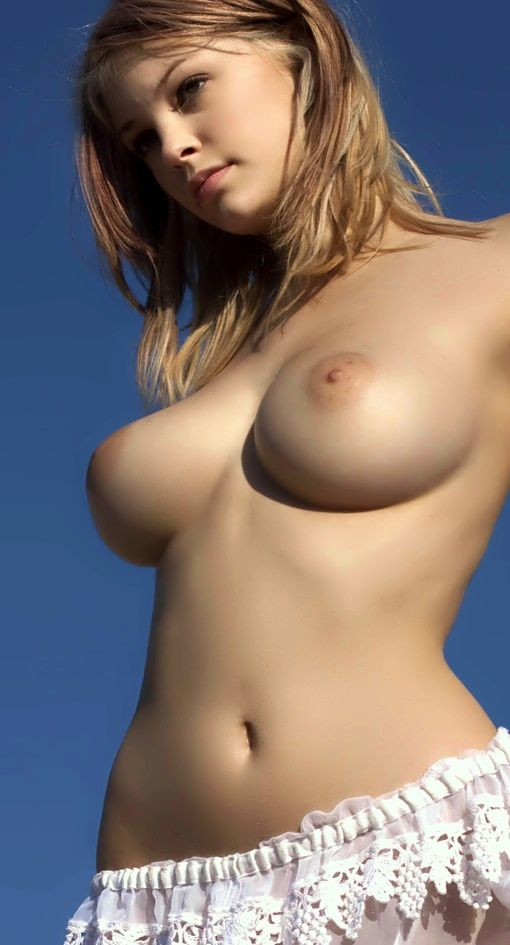 Nice big beautiful tits