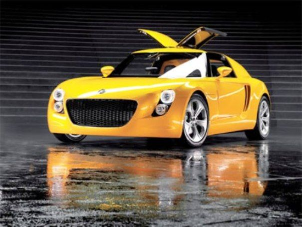 Volkswagen Ecoracer Concept By New Zealand   C B Concept Carsart History Wallpaperimagesports