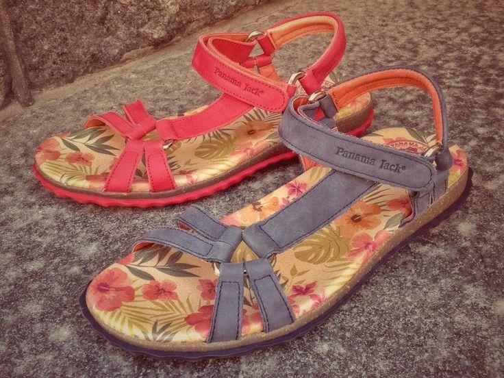 Panama Jackin Caribel-sandaalit #panamajack #readyforsummer #sandals