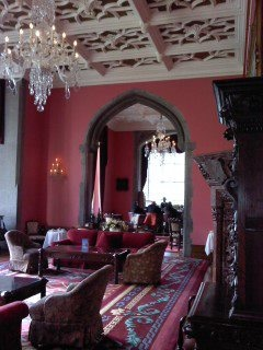 One Of The Intimate Lounges At Adare Manor
