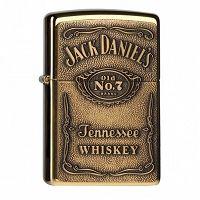 Zapalniczka Zippo Jack Daniels Emblem