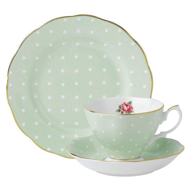 59 best collectables: crazy tea set images on Pinterest | High tea ...