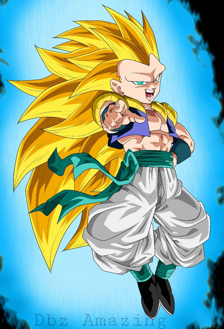 Dragon Ball Z Gotenks Colorier Les Enfants Marnfozine Com