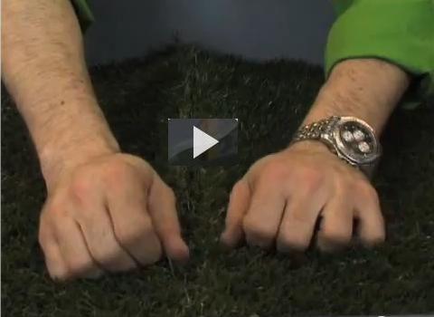 Cómo colocar césped artificial