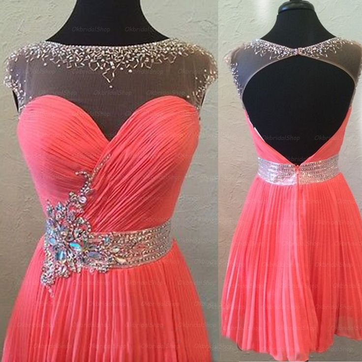 Best 25+ Coral prom dresses ideas on Pinterest | Prom ...