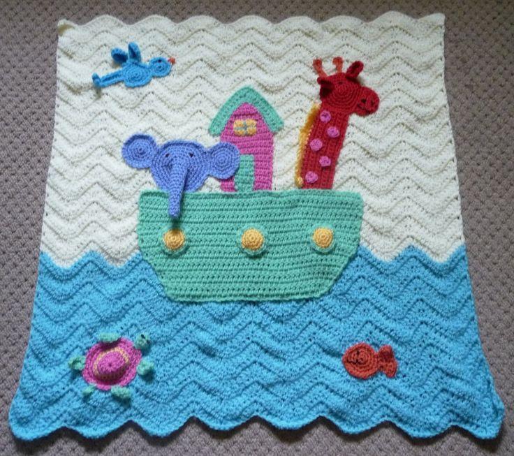 Örgü Bebek Battaniye Modeli - Anne Bebek ve Hobi PortalıTunus işi bebek battaniye modelleri « Örgü ModelleriBebek Battaniyeleri İçin Çok Kolay Tığ İşi Moti