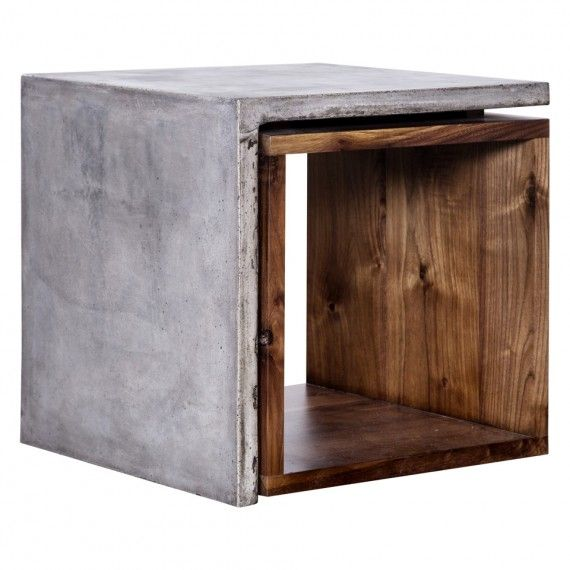 FREDDIE SIDE TABLE - Accent Tables - Living - HD Buttercup Online – No Ordinary Furniture Store – Los Angeles & San Francisco