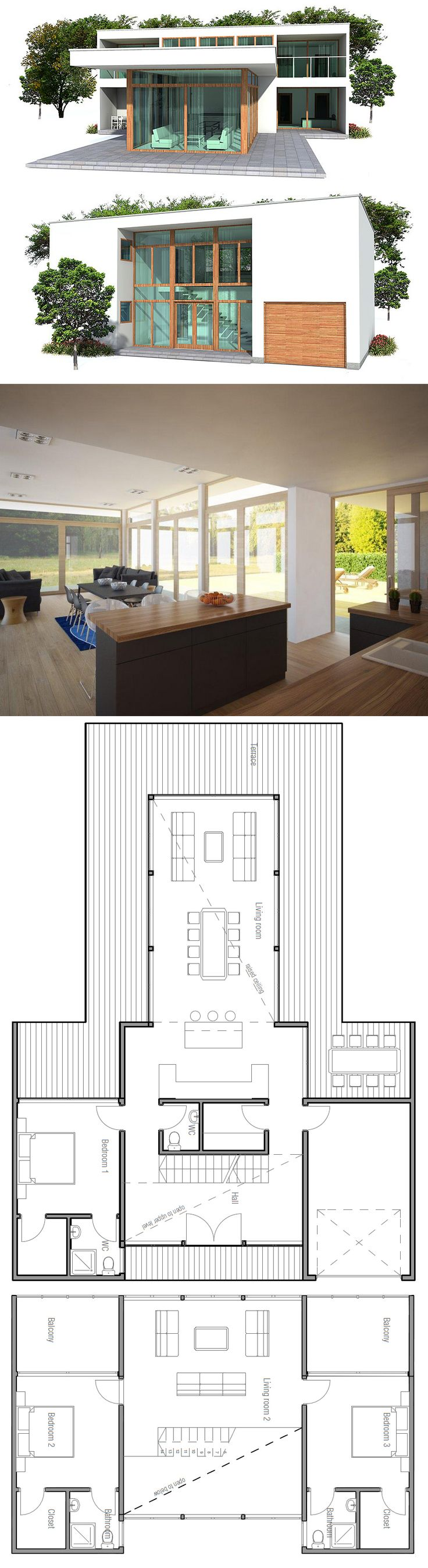 544 best home plans images on pinterest small houses