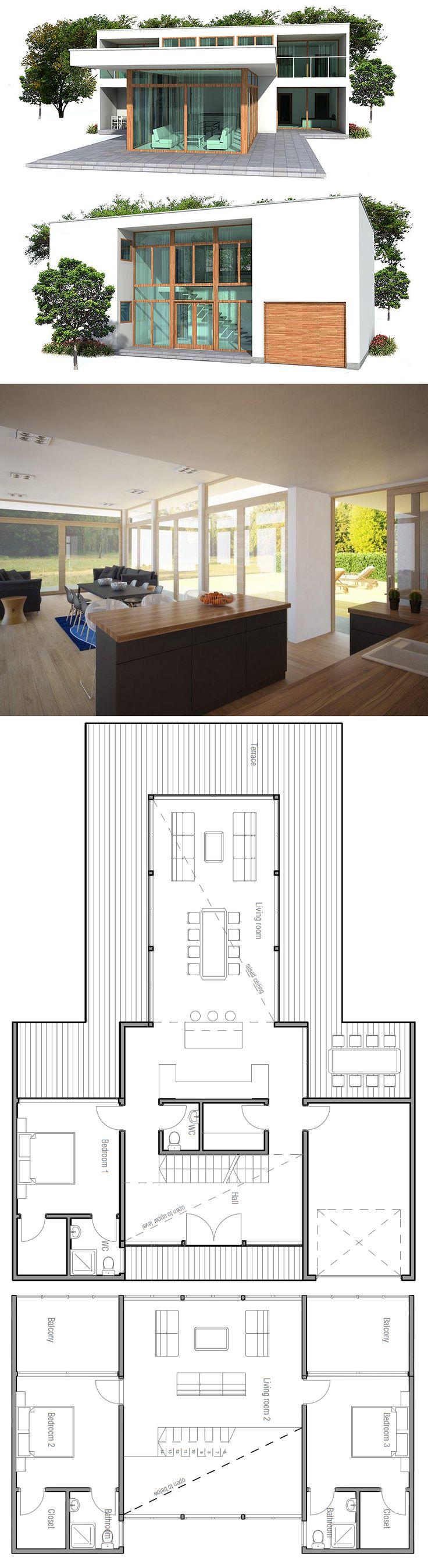 Minimalist House Plans Floor Plans best 25+ modern minimalist house ideas on pinterest | minimalist